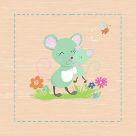 Melanie Mitchell - Cuddle Mice Melanie Mitchell