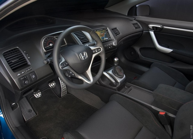 2009 Honda Civic Si Coupe My future interior!