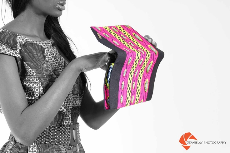 Clutch Bag by mSimps @ http://afrimood.com/products/assessories/bags/clutch-bags/clutch-pinkn-yellow.html#.UKOQHYUyDsQ