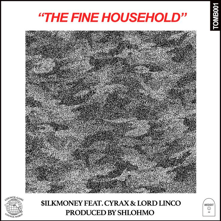 """WeDidIt Announce New Imprint With Divine Council's """"The Fine Household"""""""