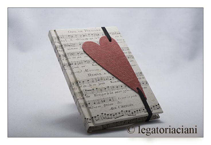 Quaderno della Linea Cuore