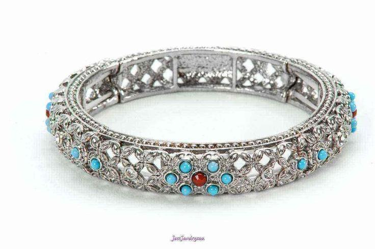 """""""A-Mazed"""" Bracelet   by Just Jewelry Niagara  $18."""