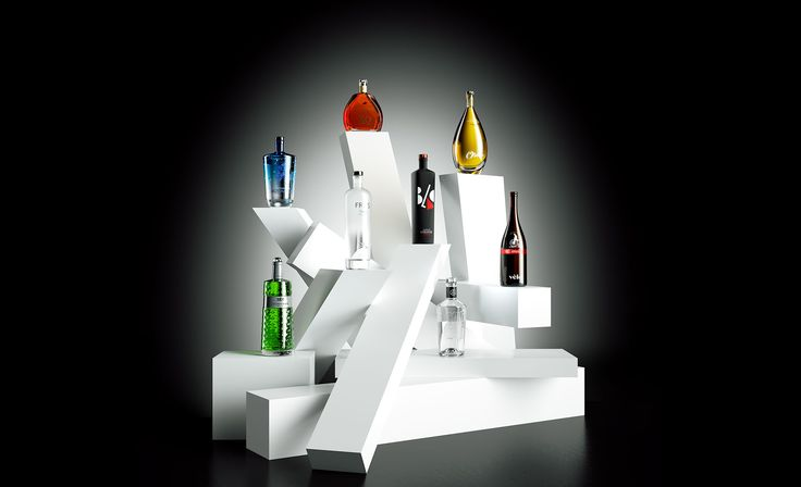 Packaging concepts using Vinolok glass closure