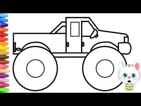Buyuk Tekerlekli Araba Nasil Yapilir Nasil Cizilir Mimi Ile Boyama Ve Resim Yapma Videolari Youtube 2020 Araba Resim Youtube