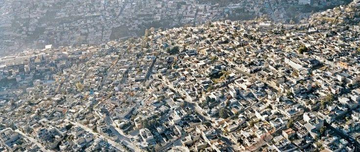 Imágenes que demuestran que la Tierra está superpoblada