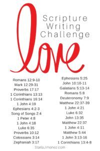 Bible Verse on Love   Scripture Writing Challenge   God is love #bibleversesonlove #devotionsforwomen