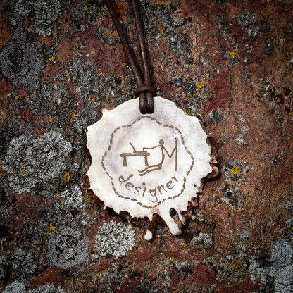 DESIGNER Prehistoric horn pendant by KiviMeri.com http://www.kivimeri.com/designer-prehistoric-horn-pendant/