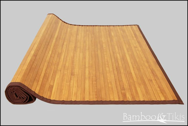 Bamboo rugs can be a good option than other rugs Bamboo