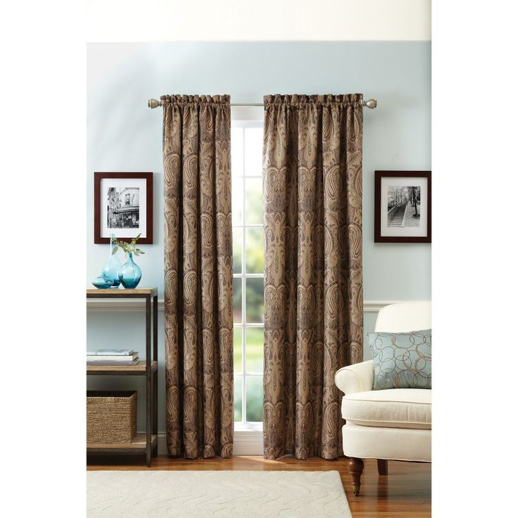 The 25 Best Ideas About Rod Pocket Curtains On Pinterest