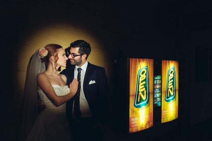 Natürliche Hochzeitsfotos in Wuppertal mit Hochzeitsfotgraf