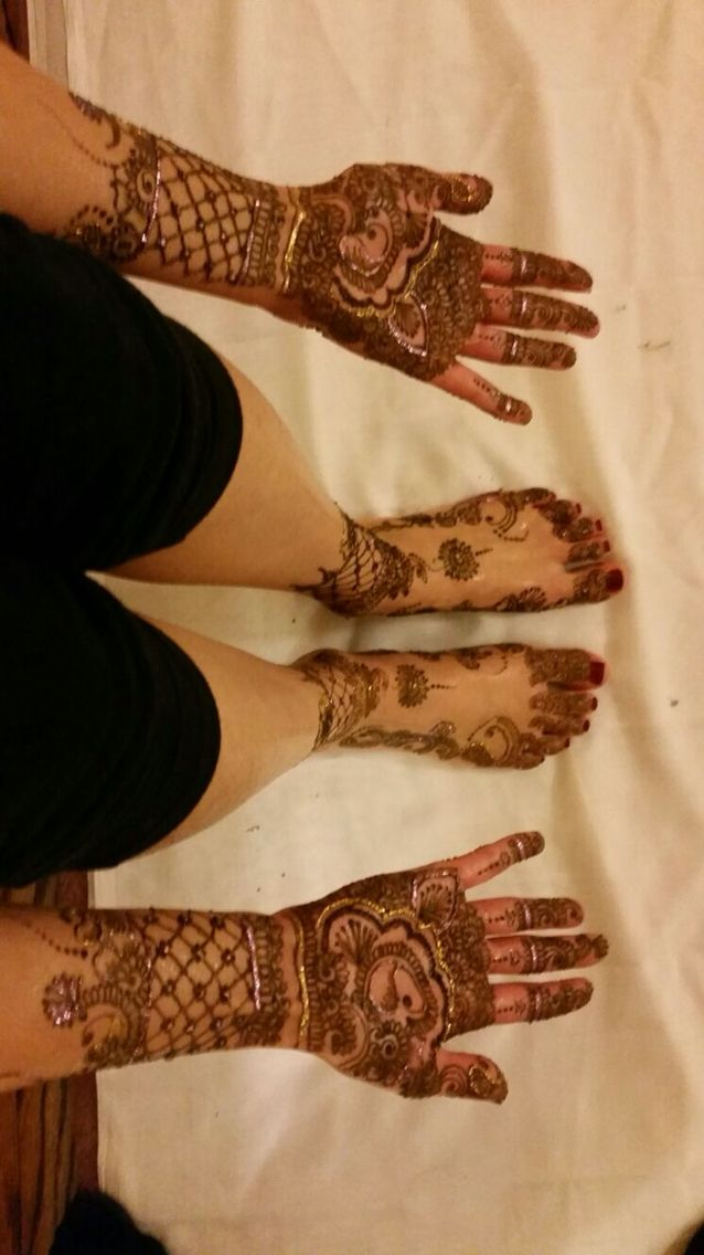 Henna by me