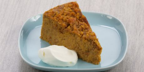 Anna Olson. Pumpkin Gingerbread Pudding. All the flavour of Pumpkin Pie without a crust!