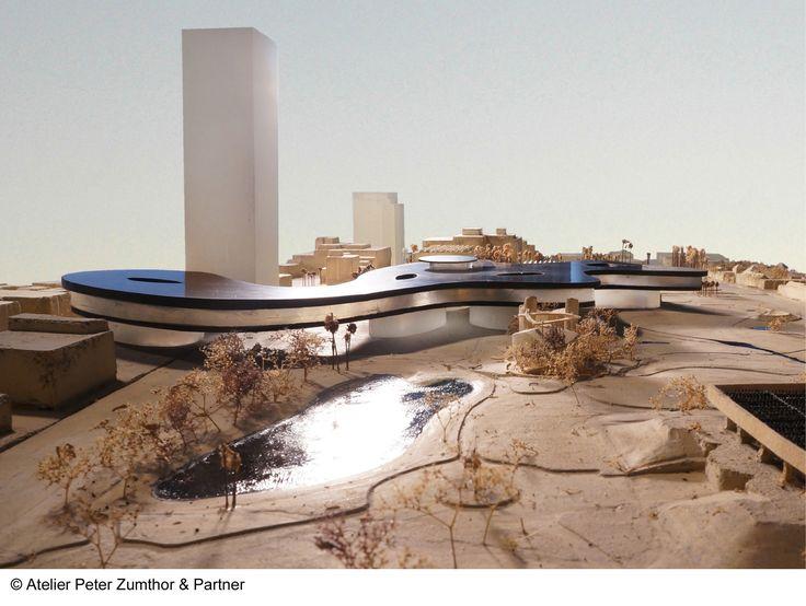 Gallery - Peter Zumthor & LACMA Unveil Revised Museum Design - 1