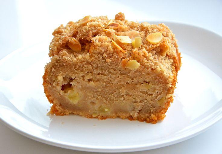 Nežný jablkový koláč | mňamky-recepty.sk |na každý deň