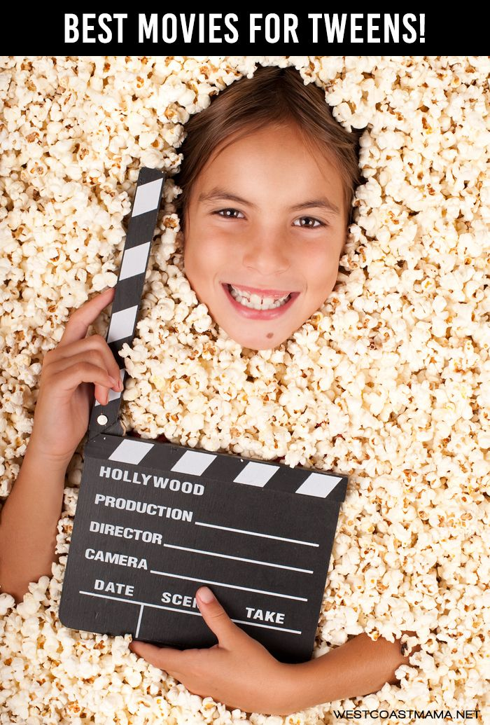 Looking for the best movies for tweens? Check out this list!