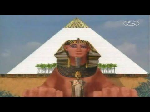 Hórusz Szeme 3.rész - Szfinx a Láthatár Őre
