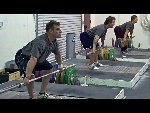 Snatch, Part 2, How To, Olympic Weightlifting: the best info, best video demo of snatch progression i've seen, amazingly well explained, one can also follow along