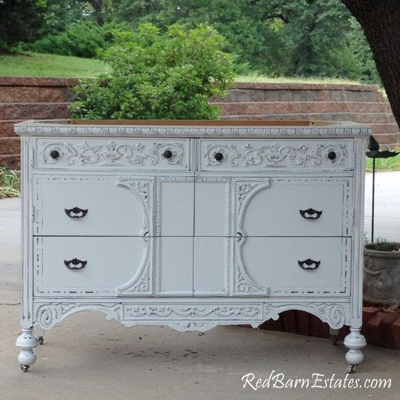 1495.00  CUSTOMIZED Antique Bath VANITY From Antique Lowboy Dresser For Your Custom Order Painted Bathroom Vanity Cabinet The Shabby Chic Furniture