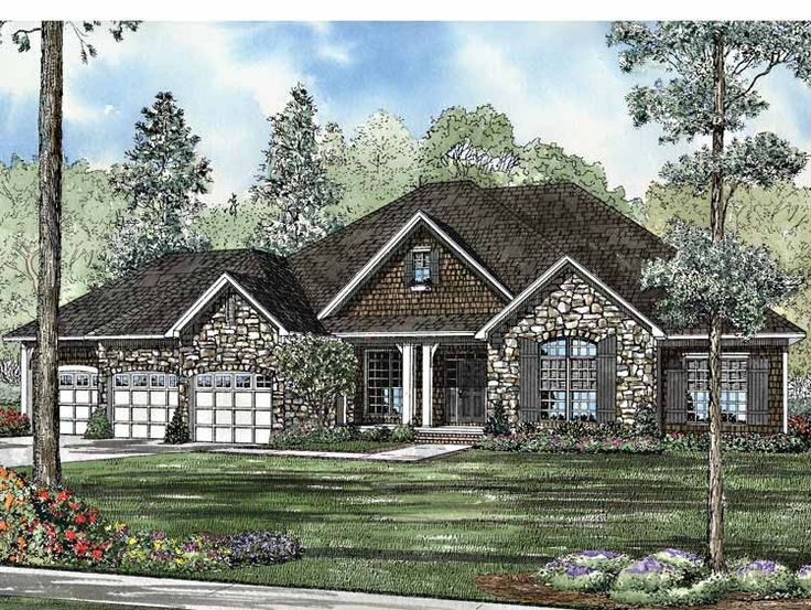 eplans french country house plan five bedroom french country 5723 square feet and 5