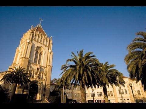 Explore the University of San Francisco: San Francisco, California