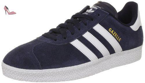 Adidas Originals - Fashion / Mode - Gazelle Ii - Taille 39 1/3 - Bleu - Chaussures adidas originals (*Partner-Link)