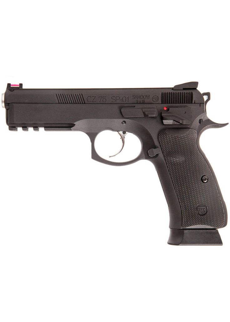 ASG - CZ SP-01 Shadow Gas Blowback Pistol - Black  Loading that magazine is a pain! Get your Magazine speedloader today! http://www.amazon.com/shops/raeind