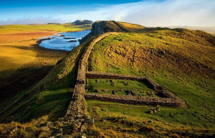 El muro de Adriano · National Geographic en español. · Grandes reportajes