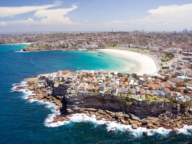 We love Bondi Beach & the Aussie beach culture. Surfing & saving lives is so important that there's an annual competition called the Surf Life Saving Championships, in which surf lifesavers or lifeguards showcase their skills. The Capt & I visited Cousin Barry, who lives here, in 2010..