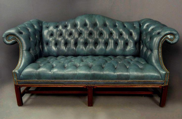 Muebles antiguos armarios antiguos mesas antiguas for Sofa clasico ingles