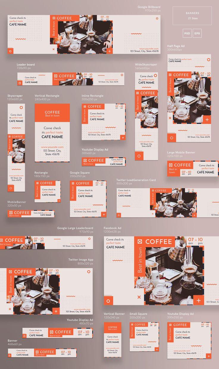 Mega Bundle | Coffee Shop by Amber Graphics on Creative Market