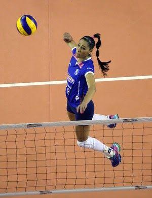 Blog Esportivo do Suíço:  SUPERLIGA FEMININA: 1º Turno - 11ª Rodada: Jaque e Mari Paraíba brilham, e Minas vence a quinta seguida