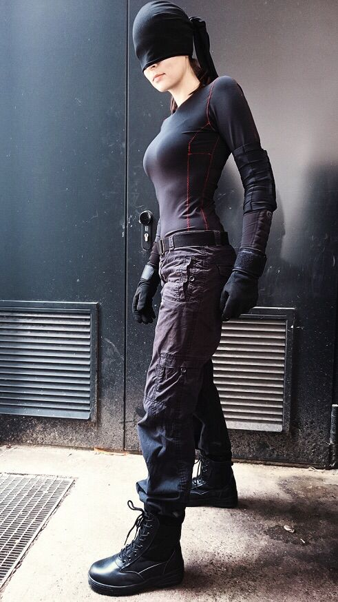 Fem Daredevil cosplay by visionify on Tumblr