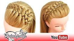 peinados de trenzas - YouTube