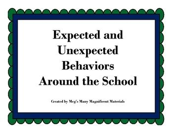 the actions and behaviors expected of the president President's day st patrick's day  tips to help you lay a foundation for positive classroom behavior  about what should be expected of them and how .