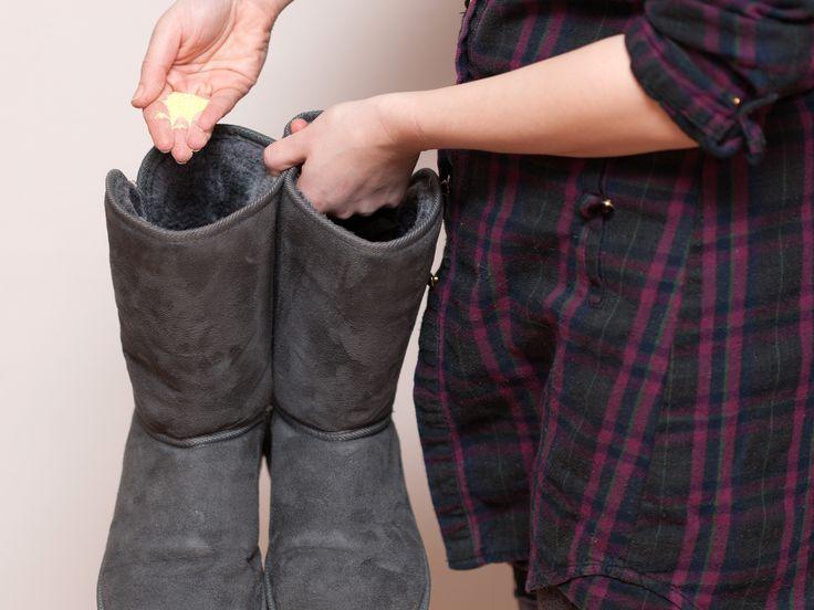 How to Deodorize Ugg Boots -- via wikiHow.com