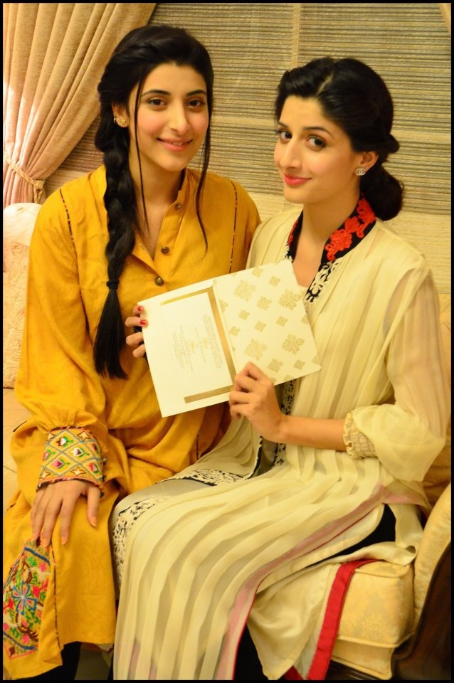 Mawra and urwa sweet sisters