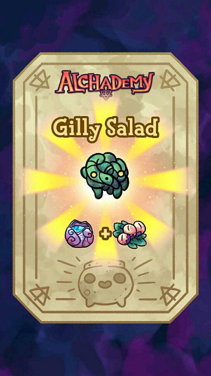 Gilly Salad