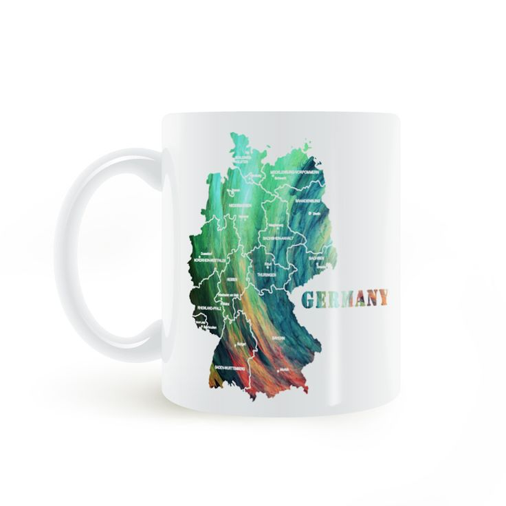Find More Mugs Information about Germany Map Alphabet Mug Coffee Milk Ceramic  Creative DIY Gifts Home Decor Mugs 11oz T090,High Quality decorative mugs,China alphabet mug Suppliers, Cheap mug coffee from Double Seven Store on Aliexpress.com