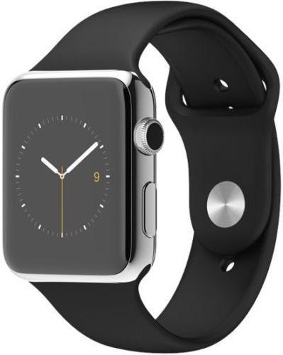 Apple Watch 42 mm (1ª Generación) - Smartwatch iOS con ca... https://www.amazon.es/dp/B01F3NOZSG/ref=cm_sw_r_pi_dp_x_pU9syb81ZHD6Z