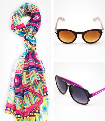 Women's Scarves & Sunglasses