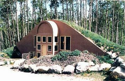 The Ultimate Hidden House Nuclear Fallout Shelter