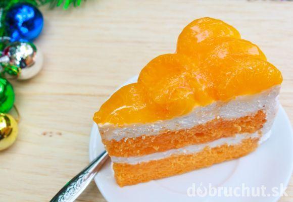 Rezy s pomarančovou šťavou