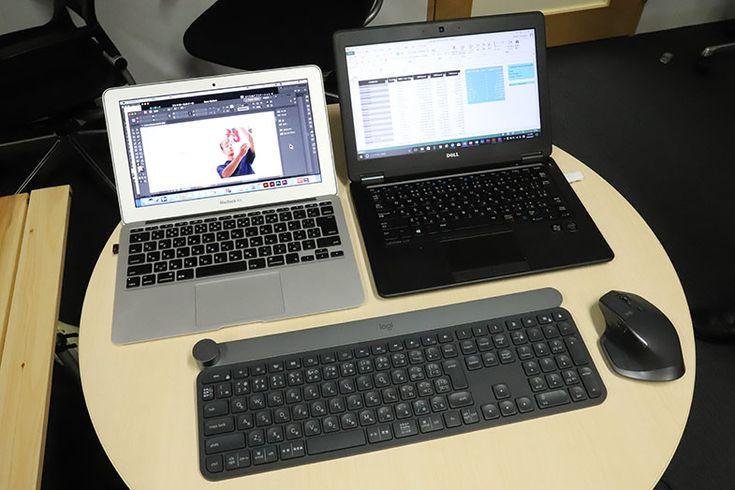ジョグダイヤルっぽいUIを備えたハイエンドキーボード「CRAFT」がロジクールから登場、マルチデバイス&マルチOS対応 - Engadget 日本版