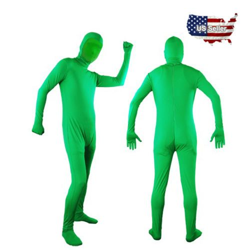 Lusana Studio Chromakey Green Screen Body Suit Video Effect Muslin size S - XXL  sc 1 st  Pinterest & 46 best Accessorize (Photography style) images on Pinterest ... azcodes.com