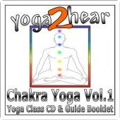 Chakra Yoga Vol 1 an easy to follow yoga class to help cleanse and balance the chakras.