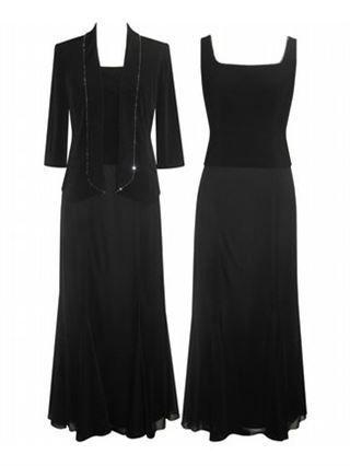 Evening dress queensland nickel