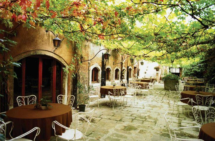 Treat yourself to Venetian cuisine
