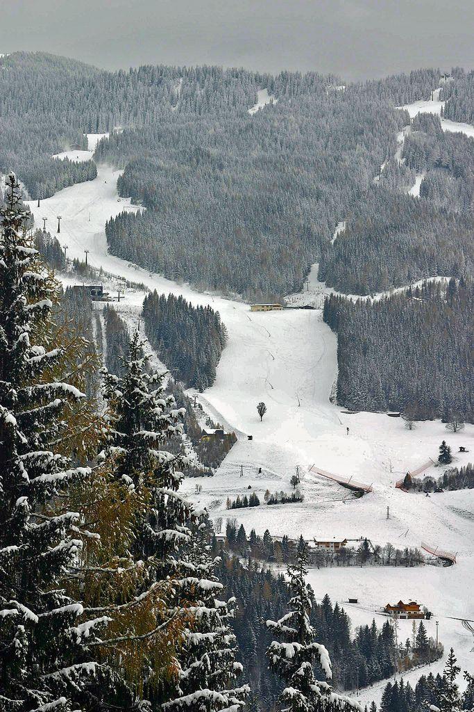 Ramsau am Dachstein is a great destination for winter sport enthusiasts. #feelaustria