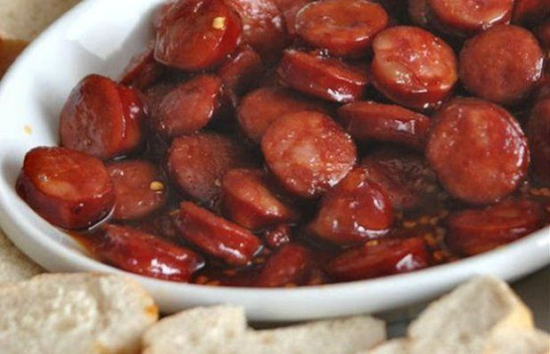 Portuguese Sweet and Spicy Linguica Posted in: Pork
