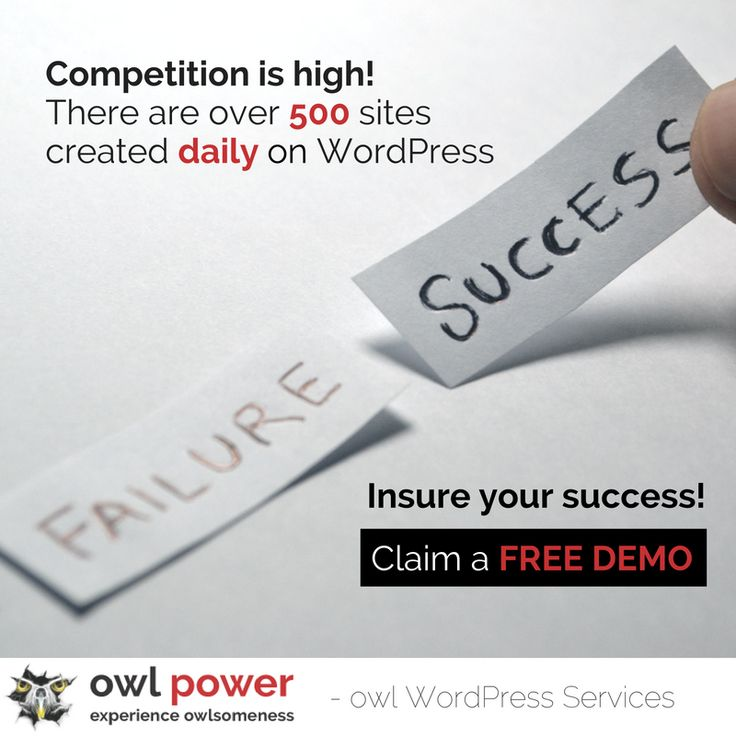 The sites we manage keep their pace with technology, trends, security and stay ahead of competition. Find out how > https://owlpower.eu/